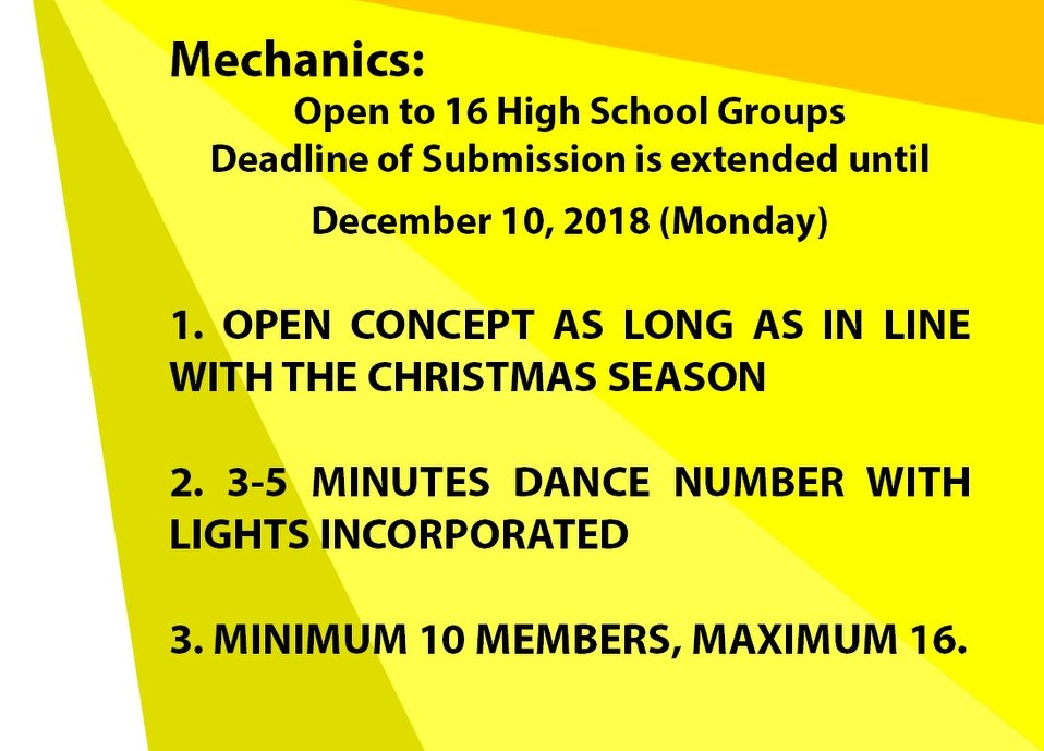 Talaw Dance Contest mechanics