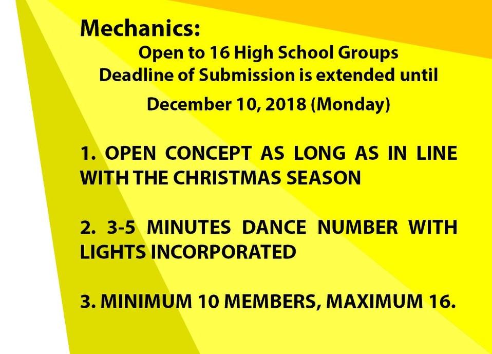 Talaw Dance Contest mechanics